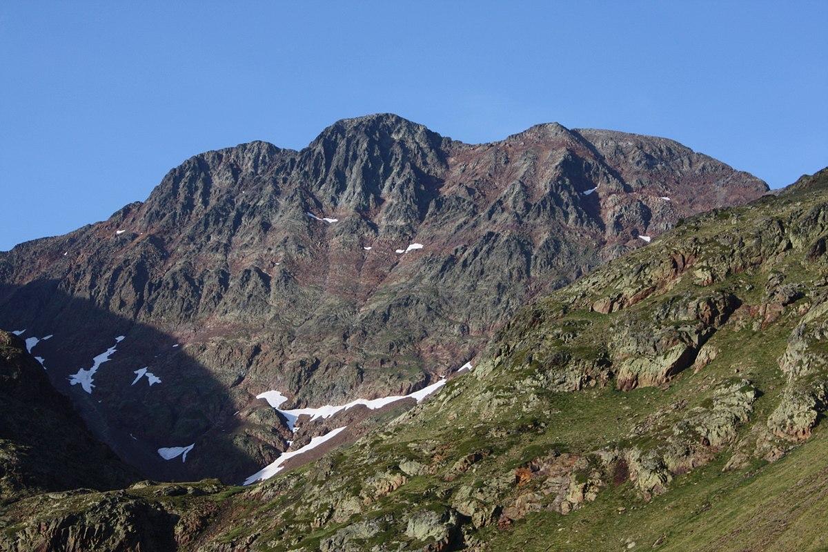 höchster berg in den pyrenäen