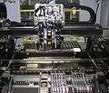 Pick and place internals of surface mount machine.JPG