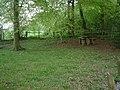 Picnic Site, Cockshoots Wood - geograph.org.uk - 167393.jpg