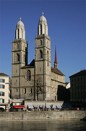 Image illustrative de l'article Grossmünster