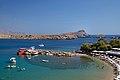 Pier at Lindos. Rhodes, Greece.jpg
