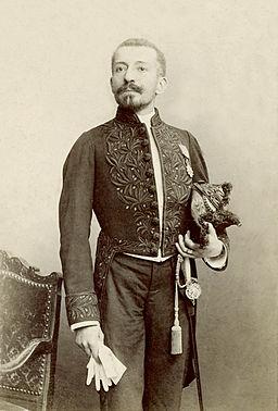 Pierre Loti en académicien