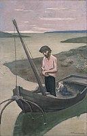 Pierre Puvis de Chavannes - Poor Fisherman - Google Art Project.jpg