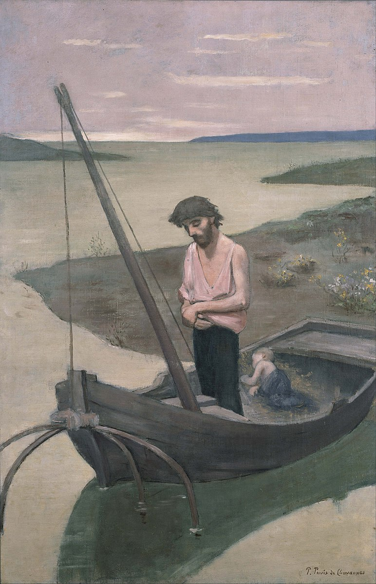 themes in pierre puvis de chavannes painting the poor fisherman Pierre puvis de chavannes (14 december 1824 - 24 october 1898) was a french painter best known for his mural painting, who came to be known puvis de chavannes was a prominent painter in the early third republic émile zola described his work as an art made of reason, passion, and will.