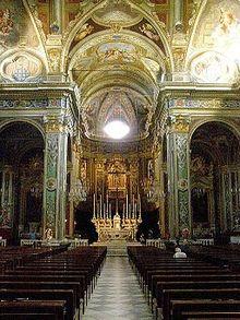 Basilica Di San Nicol Pietra Ligure Wikipedia