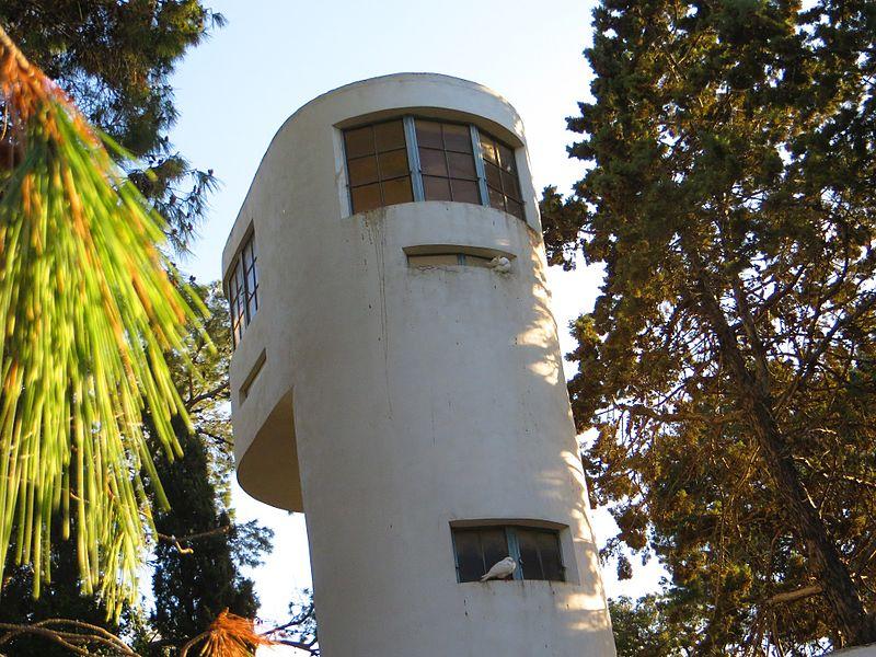 מגדל הגמל גניגר
