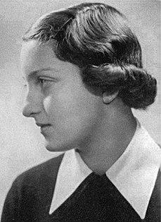 Hannah Szenes Jewish poet and anti-nazi fighter in World War II