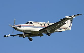 Pilatus PC-12 - Royal Flying Doctor Service of Australia PC-12, launch customer and major user