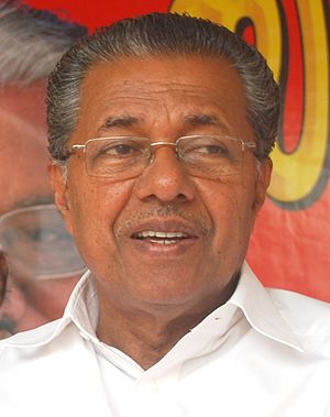 Kerala Legislative Assembly election, 2016 - Image: Pinarayi