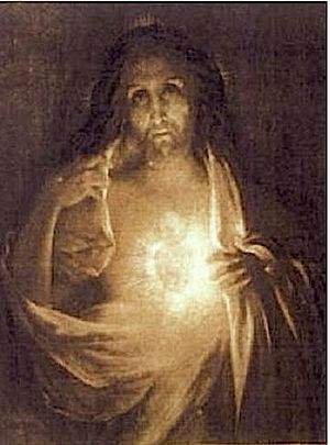 Henri Pinta - The Sacred Heart (1921)