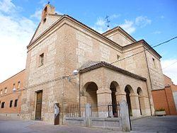 Pinto - Convento Nuestra Señora de la Asunción (Capuchinas) 3.JPG