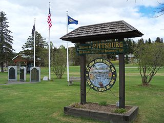 Pittsburg, New Hampshire Town in New Hampshire, United States
