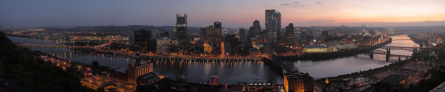 Pittsburgh, september 2007.