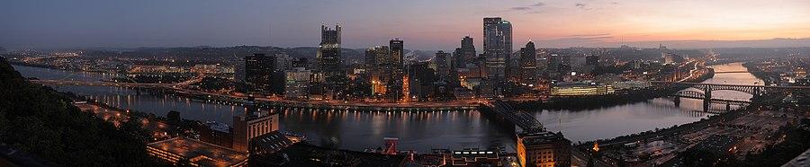 Pittsburgh, september 2007.