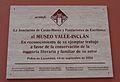 Placa de Valle-Inclan.004 - A Pobra do Caramiñal.JPG