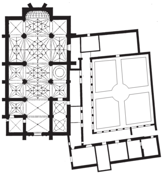 Planta original convento encarnacion bilbao.png