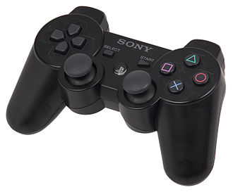 PlayStation 3 accessories - PlayStation 3's Sixaxis wireless controller