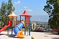 Playground in upper Kiryat Shmona.JPG