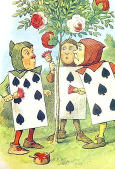alice in wonderland card men wwwpixsharkcom images
