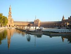 Arquitectura regionalista wikipedia la enciclopedia libre - Mejor spa sevilla ...