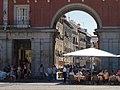 Plaza Mayor de Madrid hacia calle Toledo.jpg