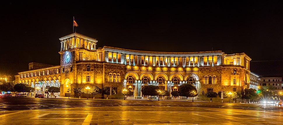 Plaza de la República, Ereván, Armenia, 2016-10-02, DD 120-122 HDR