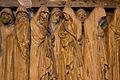 Ploraners dels sepulcres dels Boïl, sala capitular del convent de sant Doménec, València.JPG