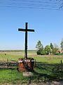 Podlaskie - Gródek - Waliły 20120501 03 Krzyż.JPG