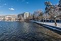 Poertschach Johannes-Brahms-Promenade mit Parkhotel 14012017 6109.jpg