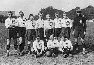 Poland national football team - Poland national team, 1924