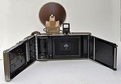 Polaroid Land Camera Model 95A - 6.JPG