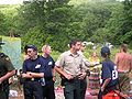 Police at 2005 Rainbow in WV.jpg