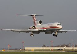 Polish Air Force Tupolev Tu-154M Lebeda.jpg