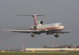 Polish Air Force Tupolev Tu-154M Lebeda.jpg