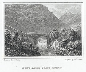 Pont Aber Glass-Llyn