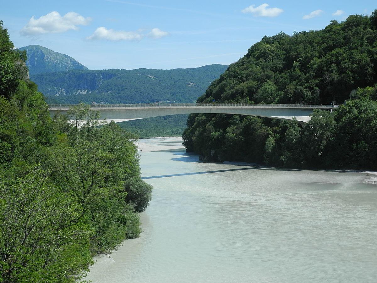 Ponte di pinzano wikipedia for Foto di ponti coperti
