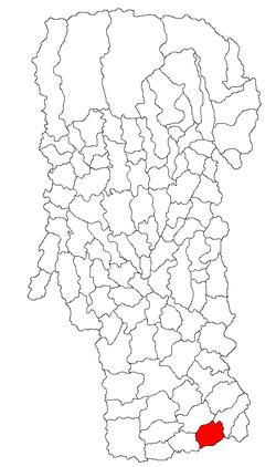 Vị trí của Popești