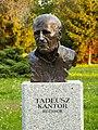 Popiersie Tadeusz Kantor ssj 20060914.jpg