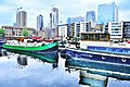 Poplar Dock Marina & Canary Wharf.jpg