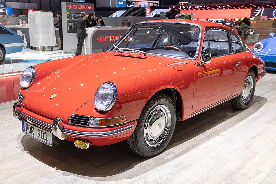 Porsche 901, GIMS 2019, Le Grand-Saconnex (GIMS1277)