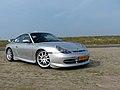 Porsche GT3 at Maasvlakt Beach (9296206010).jpg