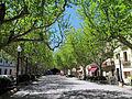 Portbou, La Rambla (april 2013).JPG