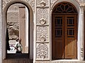 Porticoes and Stucco Work - Tabatabei Historical House - Kashan - Central Iran (7453845862) (2).jpg