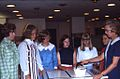 Portland 4-H youth at the PGE test kitchen, circa 1975 (5836325941).jpg