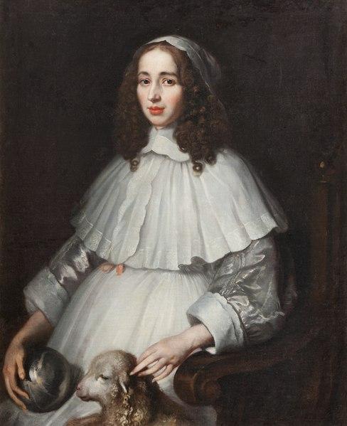 File:Porträtt, Anna Margareta von Haugwitz - Skoklosters slott - 88968.tif