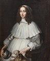Porträtt, Anna Margareta von Haugwitz - Skoklosters slott - 88968.tif