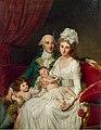 Portrait de Monsieur Olive, trésorier des États de Bretagne, avec sa famille.jpg
