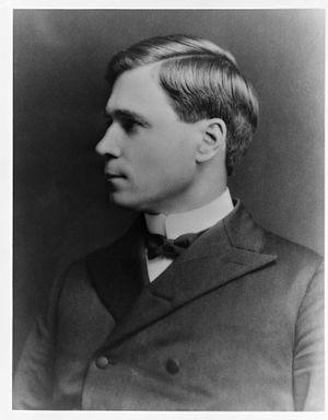 Edwin M. Randall Jr. - Portrait of Edwin M. Randall, circa 1903.