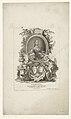 Portret van Charlotte van Mecklenburg, koningin van Groot-Brittannië en Ierland, RP-P-OB-53.462.jpg