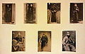 Portretten van zeven kluizenaars, bewoners van de Sjaelsberger Kluis, Streekmuseum Het Land van Valkenburg, Limburg.jpg